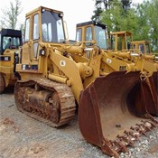 Used Crawler Loader CAT 963B for Sale