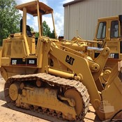 CATERPILLAR 963B Used Crawler Loader – Year 1995 for Sale