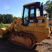 Used Crawler Loader 963C – CAT for Sale