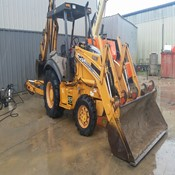Used 4 Wheel Drive CASE Backhoe  Loader 580M Series 2 for sale at Best Price