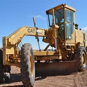 Used CATERPILLAR 140G Motor Grader – 1990 Year for Sale