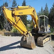 Used KOMATSU PC300LC-5 Excavator - 1991 Year, 9856 Hrs in Good Condition for Sale