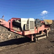 Used Jaw Crusher QJ240 – Sandvik – for Sale