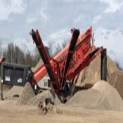 Sandvik – 2012 – QA450 Used Triple Deck screener for Sale