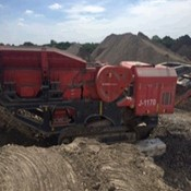Used Finlay J1170 Jaw Crusher for Sale