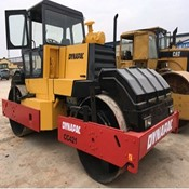 Used Road Roller 521xt - DYNAPAC - for Sale