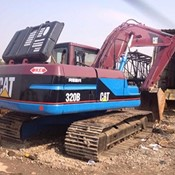 CATERPILLAR - 2007 - 320B Used Excavator for Sale
