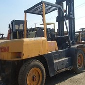 TCM Used Forklift  10 TON  – Year 2010 for Sale