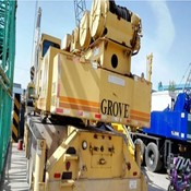 Used Crane GROVE TMS800B – Year 1998 for Sale