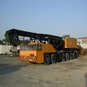 Used All terrain crane AK250 – Gotwald for Sale