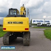 E175C-LC Crawler Excavator – New-Holland for Sale