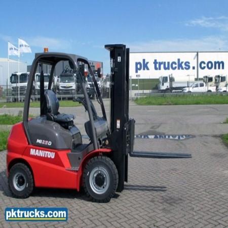 Manitou – MI25D Used Forklift for Sale,PK Trucks Holland