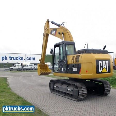 Caterpillar 320D Crawler Excavator for Sale,PK Trucks