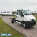 Iveco – 2012 - Daily 35C15 - 4100 Truck for Sale