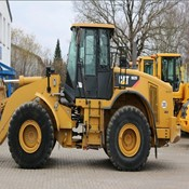 Used Caterpillar 962 H wheel loader - 2008 for Sale