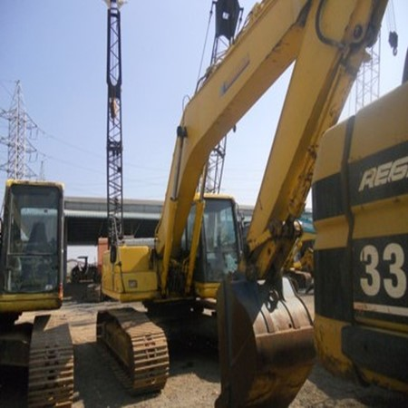 KOMATSU PC200-6E Used Crawler Excavator for Sale,Vitrac Constrcution