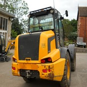 Used JCB TM310 Wastemaster Forklift - 5300 hrs for sale