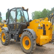 Used  JCB 535-140 Forklift in Good Condition for sale