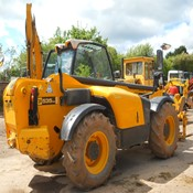 Used JCB 535-140 Forklift - 2008 Year, 3800 Hrs for Sale