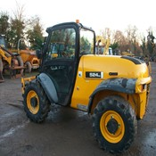 Used  JCB 524-50 Forklift at Whitestone for sale