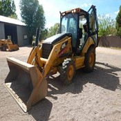 Caterpillar 420E 4EC P Used Loader Backhoe for Sale