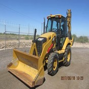 Used Loader Backhoe Caterpillar 430F – 2014 for Sale
