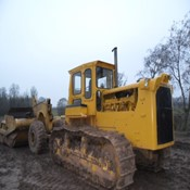 Used Caterpillar D8H Crawler Dozer for Sale