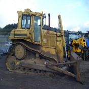 Caterpillar – D6H Used Crawler Dozer for Sale