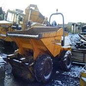 Used Terex PT6000 Dumper for Sale