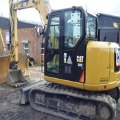 Used Crawler Excavator 308ECR-2 - Caterpillar for Sale