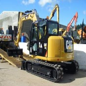 New Caterpillar 308E2 CR Crawler Excavator for Sale