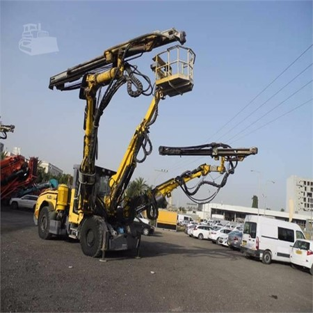 Used ATLAS COPCO- ROCKET BOOMER L2C Drilling Rig for sale