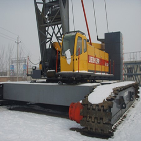 used Liebherr crawler crane 280ton,260ton,550ton USD1405000