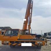 USED 20 TON TADANO AT CRANE TL200M-4 YEAR:1991 (STOCK:FB3266) FOR SALE