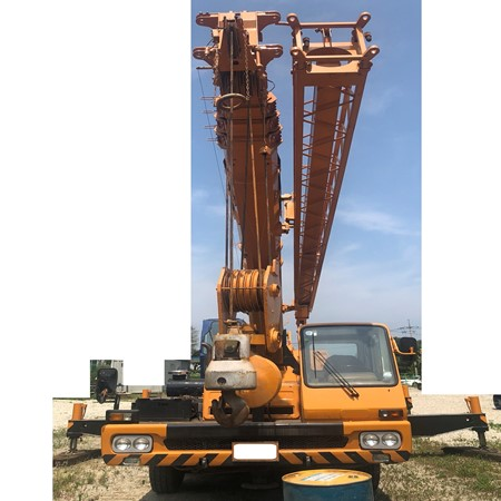 50 TON SAMSUNG TADANO AT CRANE SC50H-2 YEAR:1996 (STOCK:FB3453)