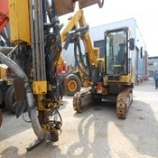 Used Crawler drills ROC F9C Series II– Atlas Copco for Sale