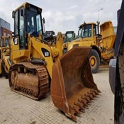 Caterpillar – 2008 - 963D Used Crawler loader for Sale