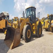 Used Caterpillar 950H Plus Wheelloader for Sale