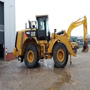 Used 966K Wheelloader– Caterpillar for Sale