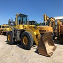 Komatsu – 1996 – WA380-3H Used Wheelloader for Sale