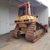 Used CATERPILLAR D6M Bulldozer - 1998 Year for Sale