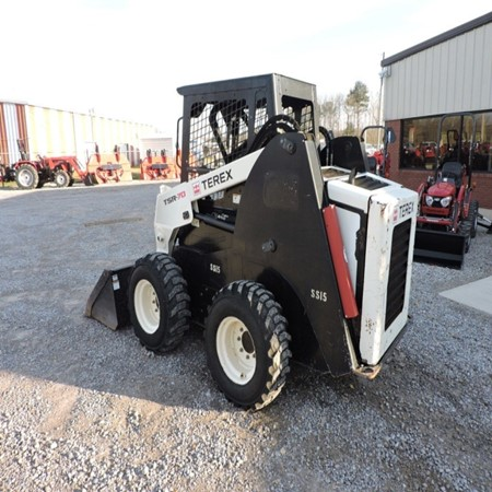 Used Terex TSR-70 Skid Steer Loader for Sale