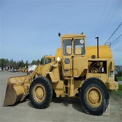 Year 1970 – CATERPILLAR 930 Used Wheel Loader for Sale