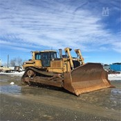 Used CAT D8R Crawler Dozer – Year 1998 for Sale
