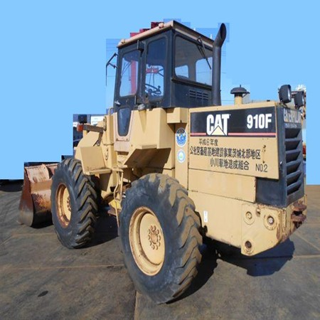 Used Caterpillar 910 F-1YK02340