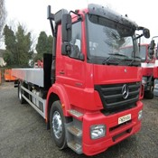 Used Mercedes Benz Axor 1824 Truck for Sale