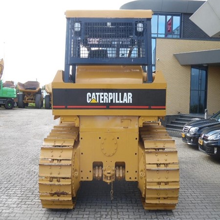 Used Caterpillar- D7G Dozer for sale,Big Machinery,NL