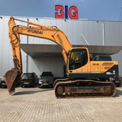 Used Hyundai ROBEX 300LC-9S Excavator for Sale