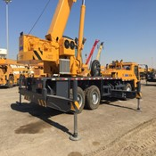 XCMG - QY25K 25 Tons Lifting Crane for Sale
