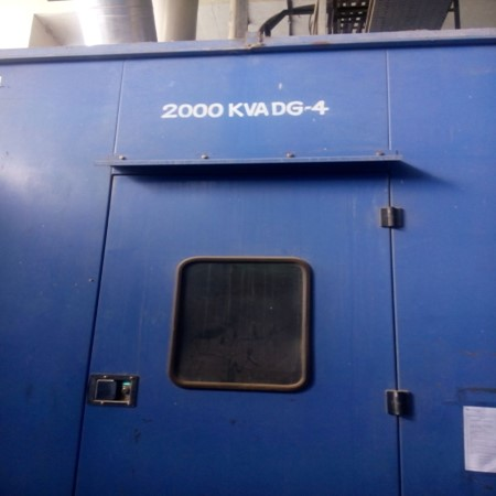 Used PERKINS- Generator for Sale